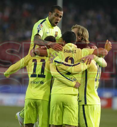 صور : مباراة أتليتيكو مدريد - برشلونة 2-3 ( 28-01-2015 )  1422483367021