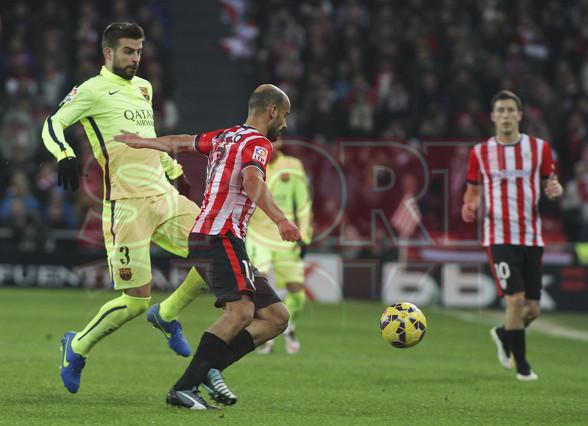 صور : مباراة أتليتيكو بلباو - برشلونة  2-5 ( 08-02-2015 ) 1423435883621
