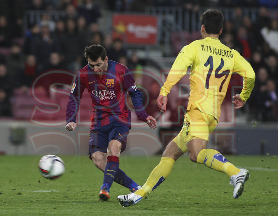 صور : مباراة برشلونة - فياريال 3-1 ( 11-02-2015 ) 1423690313821