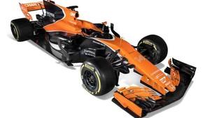 Así luce el McLaren MCL32