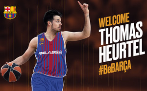 Heurtel llega al FC Barcelona