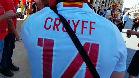 El aficionado de la Roja que recuerda a Cruyff