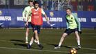 Aleñá y Carbonell refuerzan al primer equipo del Barcelona