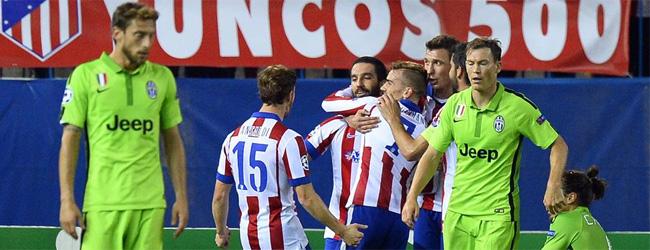 Arda y el 'efecto Simeone' acaban con la racha de la Juventus