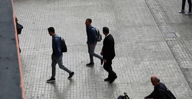 As� ha sido la llegada de Alc�cer a Mestalla
