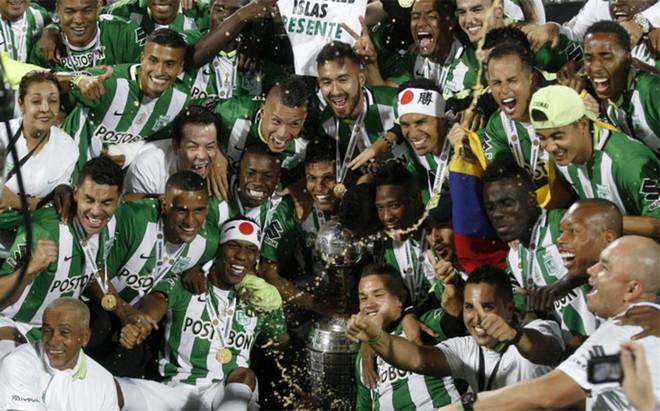 El Atl�tico Nacional gan� la Libertadores