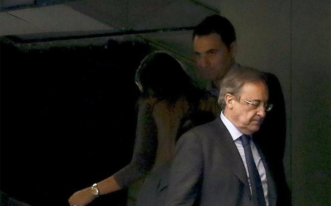 Florentino vuelve a escuchar gritos de dimisi�n