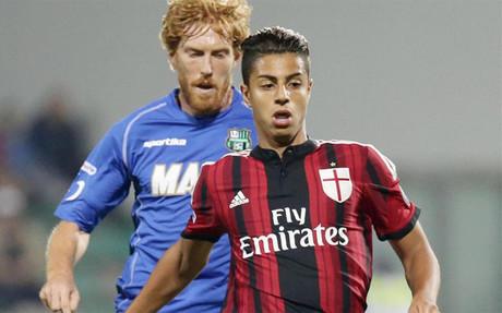 Hachim Mastour maravilla en las categor�as inferiores del Milan
