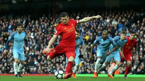 James Milner, el goleador invencible de la Premier League
