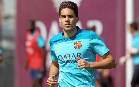 Marc Bartra, una pieza imprescindible en la recta final de la temporada