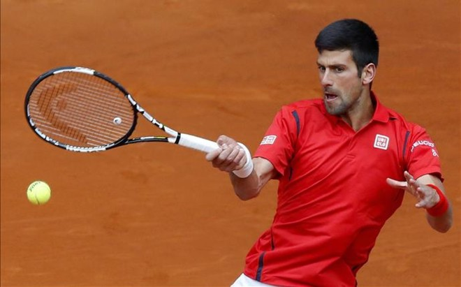 Novak Djokovic no tuvo demasiados problemas para doblegar a Roberto Bautista