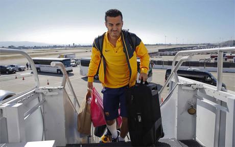 Pedro Rodr�guez podr�a hacer las maletas esta misma semana para volar de manera definitiva rumbo a Old Trafford