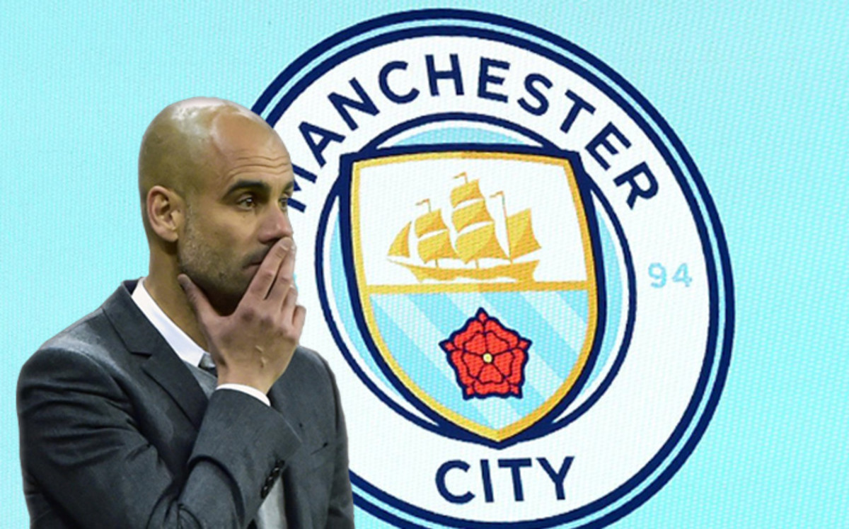 pep guardiola zu manchester city
