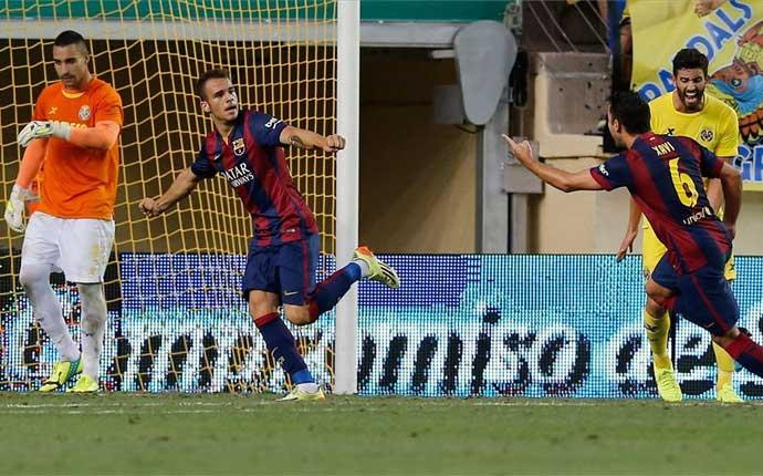 Revive el gol de Sandro