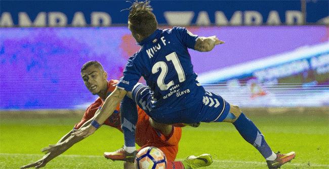 Video resumen Alav�s - Granada (3-1). Jornada 6, Liga Santander 2016-17