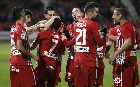 El Girona logró la victoria
