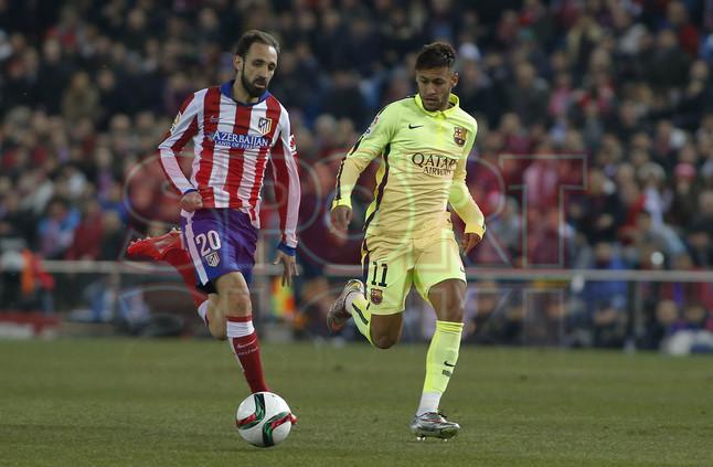 صور : مباراة أتليتيكو مدريد - برشلونة 2-3 ( 28-01-2015 )  1422483177431