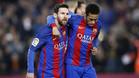 Messi y Neymar, en una imagen de archivo