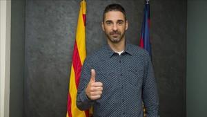 Juan Carlos Navarro, 10 años más con el Barça Lassa