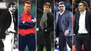Valverde entra en el selecto grupo de Venables, Van Gaal, Tito Vilanova y Tata Martino