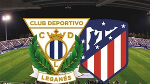El Leganés recibe al Atlético