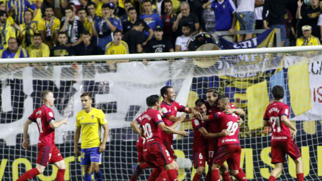 LALIGA 123   Cádiz-Osasuna (0-2)