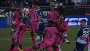 El Levante quiere hacer bueno el punto logrado ante el Espanyol