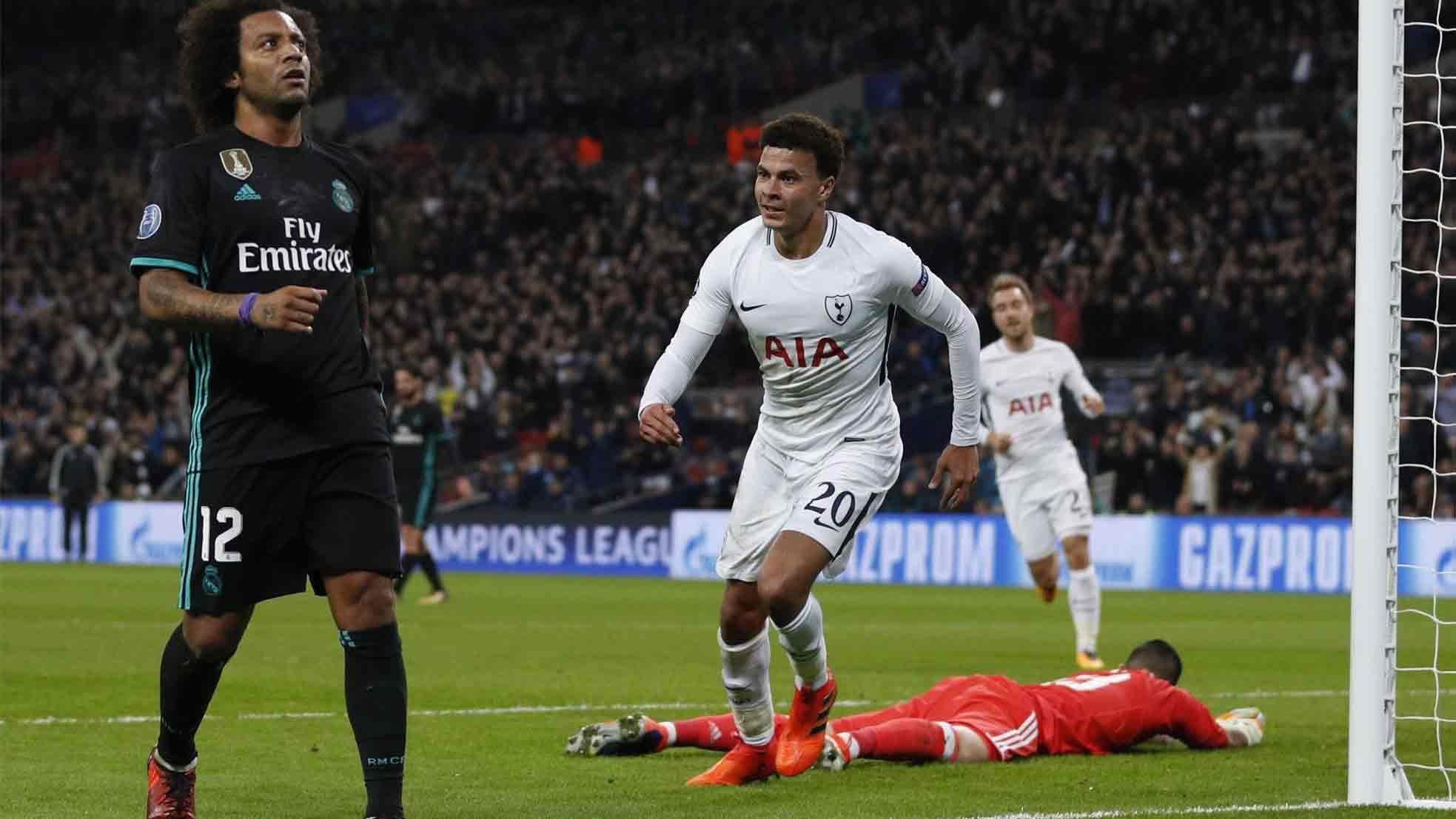 El Madrid cae con estrépito en Londres y el Atletico tiene pie y medio en la Europa League. El sevilla gana en casa y el Barça empata en Atenas
