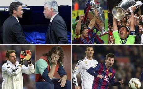El balance entre FC Barcelona y Real Madrid desde 1988