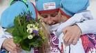 Bjoergen vivió un nuevo éxito en Sochi