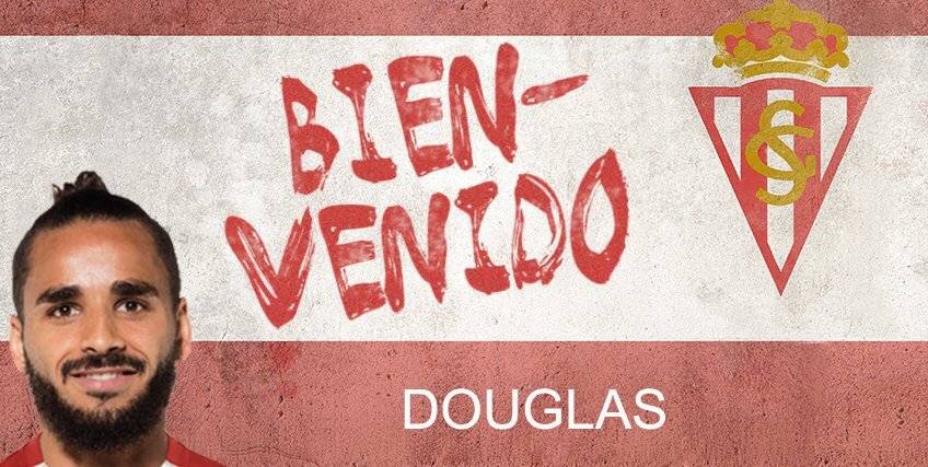 �Douglas se va gratis al Sporting!