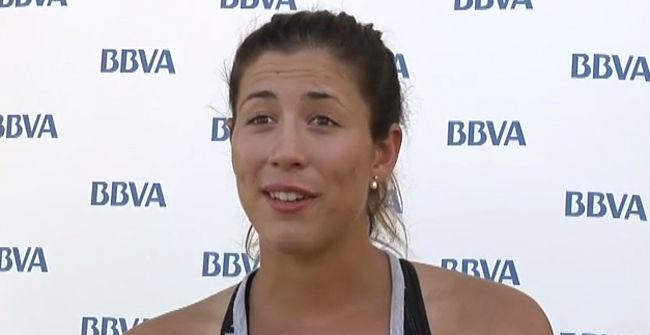"""Garbi�e, sobre Serena: """"Siempre es bueno jugar contra la mejor de la historia"""""""