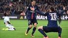 Ibra marc� el 0-1 y asisti� a Di Mar�a en el 1-2 definitivo para el triunfo del PSG