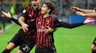 Locatelli decide y el Milan se acerca a la Juventus