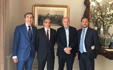Los representantes del Barcelona y la Juventus cerraron un acuerdo por Pogba
