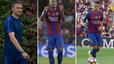 Luis Enrique, Rafinha and Denis Suarez go back to Vigo