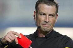 Mark Clattenburg ha visto la tarjeta roja por parte de la FA y la Premier League
