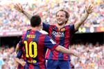 Messi, el mejor asistente