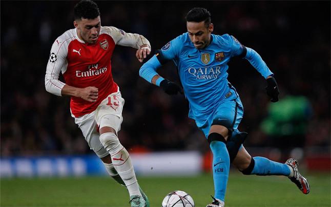 El Barça repasa al Arsenal y ya tiene pie y medio en cuartos de final