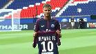 """Neymar, presentado: """"No he venido buscando más protagonismo"""""""
