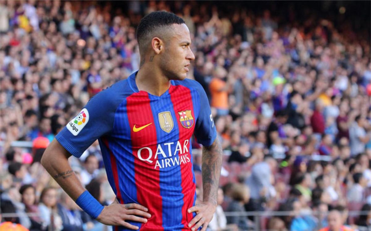 Vea la defensa acérrima de Forlán a Neymar