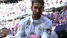 La peculiar celebración de los goles de Sergio Ramos