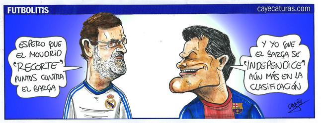 """Mourinho: """"dúfam, že madrid utrhne proti barce body."""""""