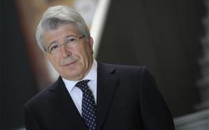 Enrique Cerezo confía en que el Atlético tenga el mismo trato que el Madrid