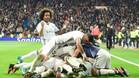 El Madrid ganó con fortuna al Depor y ya lleva 35 partidos sin perder