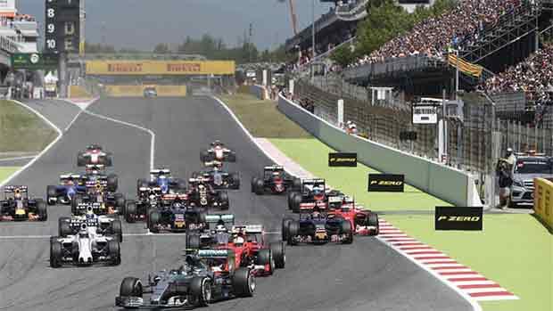 El circuito de Mónaco del GP de Mónaco de F1 (ES)