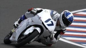 McPhee, pole en Moto3