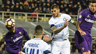 Los tres goles de Icardi no le bastaron al Inter