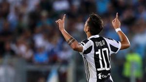 Dybala es el digno heredero del dorsal 10 de la Juventus