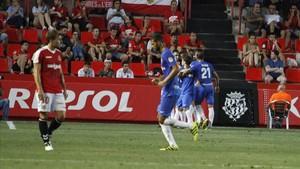 El Nàstic tampoco ha podido este año ganar en su debut liguero